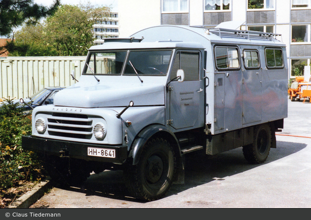 Florian Hamburg 03 Werkstattwagen (a.D.) (HH-8641)