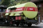Klosters - Rhätische Bahn - Löschwagen