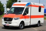 Mercedes-Benz Sprinter 319 CDI - Strobel - RTW
