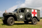 ohne Ort - US Army - Ambulance (a.D.)