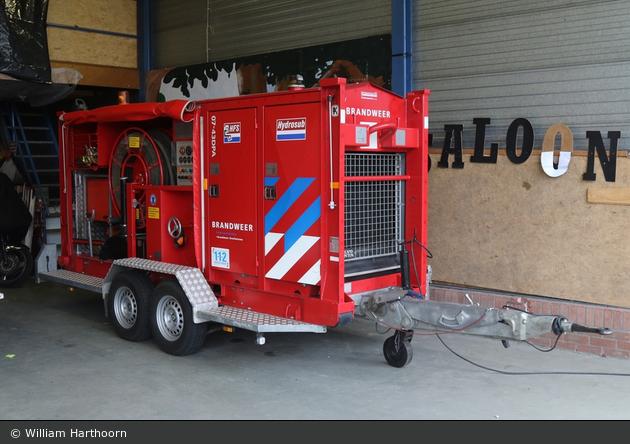 Overbetuwe - Brandweer - FwA-Pumpe - 07-43DPA