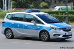 B-30527 - Opel Zafira - FuStW