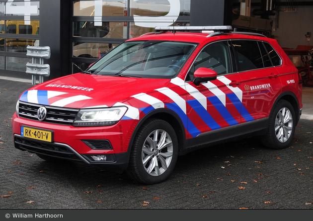 Apeldoorn - Veiligheidsregio - Brandweer - KdoW - 06-9993