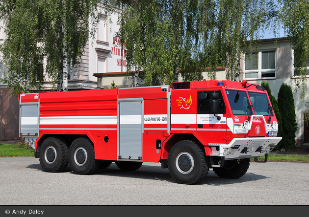 České Budějovice - HZS - GTLF