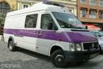 VW LT46 - Gefangenentransporter - 5A6 8348