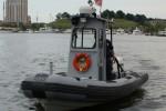 Baltimore - Police - Streifenboot