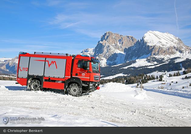 Alpe di Siusi - FF - TLF-A 2000