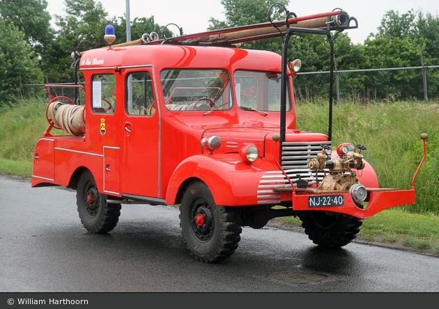 Borger-Odoorn - Brandweer - LF (a.D.)